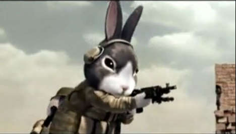 Animated Terrorist Animals