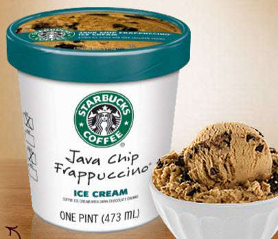 Treats For Coffee Snobs - Starbucks Launches Super-Premium Ice Cream