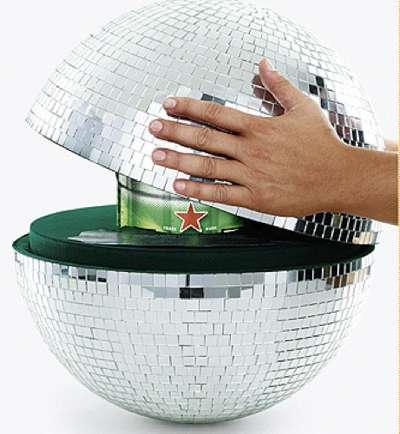 Disco Beer Dispensers
