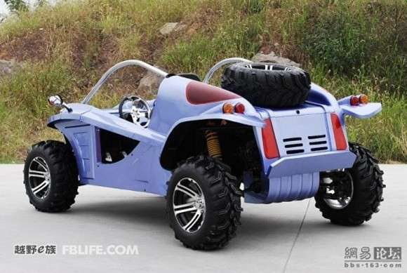 Knock-Off Dune Buggies: Did The Chinese Rip Off The Design