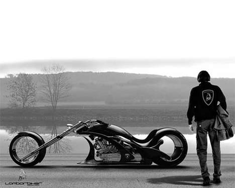 Super Stretch Motorcycles
