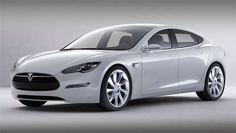 Sleek Electric Sedans