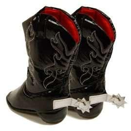 Baby Cowboy Booties