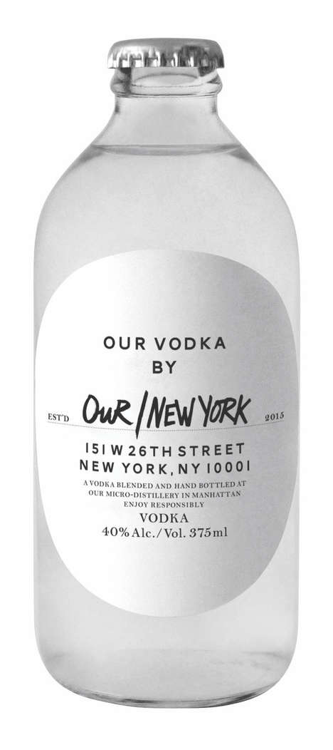 Local Micro-Distillery Vodkas