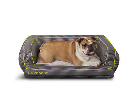 Performance Pet Beds - Bedgear Created a Bed for Pets with a Moisture-Wicking Cushion