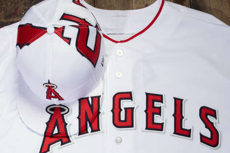 Baseball Jersey-Constructed Caps - New Era Drops The Authentic Jersey Collection for Nine MLB Teams