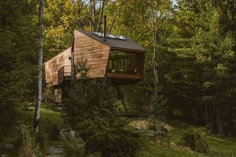 Lofted Treehouse Retreats