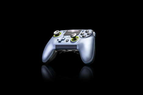 Competition-Focused Game Controllers - The Scuf Vantage Prioritizes Customization and Performance