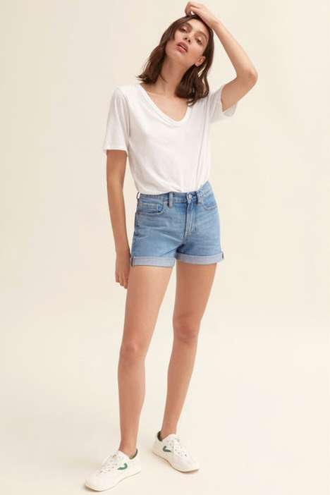 Summer-Ready Denim Skirts