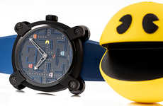 Arcade Game-Inspired Watches