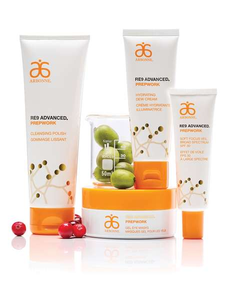 Millennial-Specific Skincare Offerings - Arbonne Canada Boasts Beauty Products for Millennials