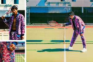 Tennis-Inspired Sportswear Lines
