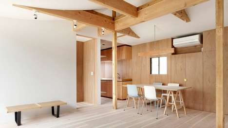 Multi-Generation Home Renovations - Tomomi Ktio Transformed a Home to Accommodate Four Generations
