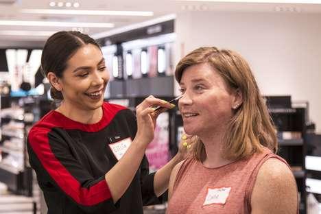 Cost-Free Trans Makeup Classes