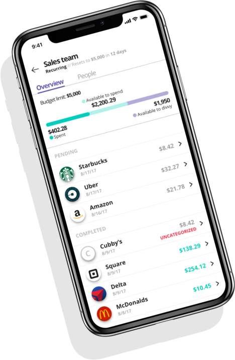 Automated Expense Platforms