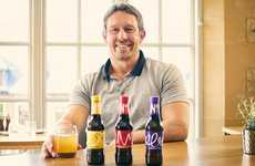 Mainstream Rugby Player Kombuchas - No1 Kombucha will Retail at Sainsbury's in the UK