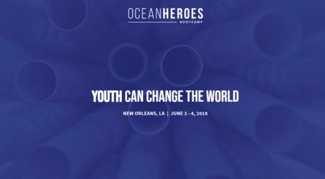 Environmentalist Child Camps - The Ocean Heroes Bootcamp Aims to Solve Plastic Waste in the Ocean