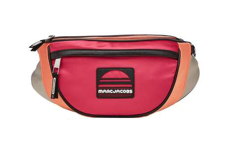 Sporty Designer Fanny Packs