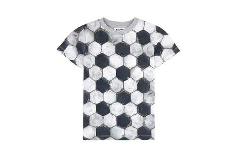 Soccer-Celebrating Youth Collections - Molo's Fifa World Cup Line for Kids is Perfect for the Field