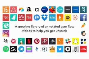 User Flow Videos