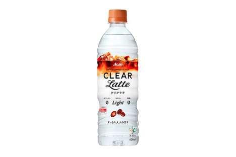 Latte-Flavored Water