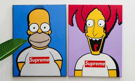 Cost-Friendly Pop-Art Events