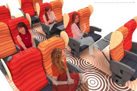 Comfort-Centric Train Designs