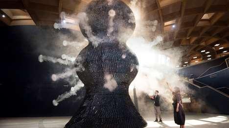 Living Breathing Sculptures