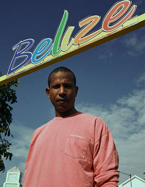 40s & Shorties Launched a SS18 Lookbook with Shyne in Belize