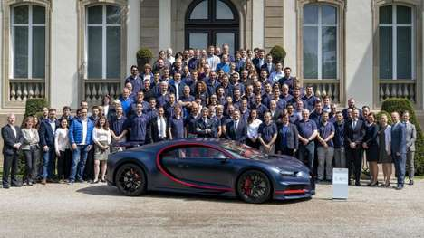 Celebratory Luxury Cars