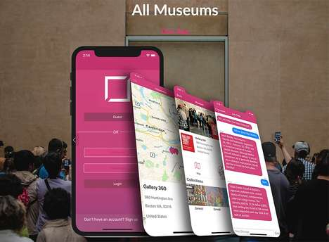 Museum Analytics Apps - 'Deframe' Helps Museums and Art Galleries Understand Visitor Experience
