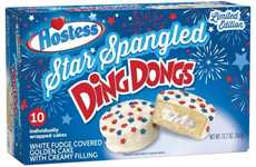 Patriotic Snack Cake Confections
