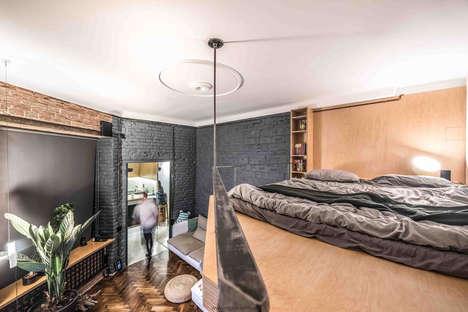 Design-Forward Tiny Flat Interiors