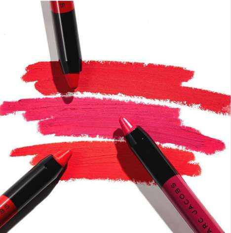 Summer-Ready Lip Crayons - Marc Jacobs' Le Marc Liquid Lip Has Hit the Shelves