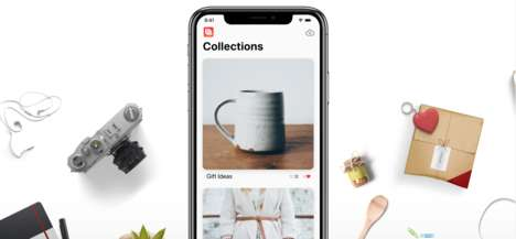 Memory-Aiding Photo Apps - The Collections App is a Convenient Way to Store Images
