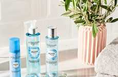 Spring Water-Based Skincare - L'Occitane's Aqua Réotier Collection Has Calcium-Rich Spring Water