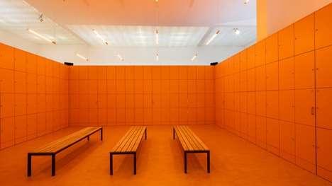 Orange Interactive Pavilions