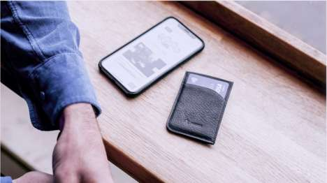 Compact RFID-Shielding Wallets