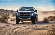 Sporty Adaptive Suspension Trucks