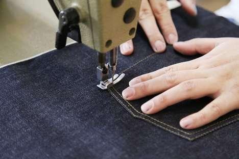 Japanese Culture-Exploring Jeans