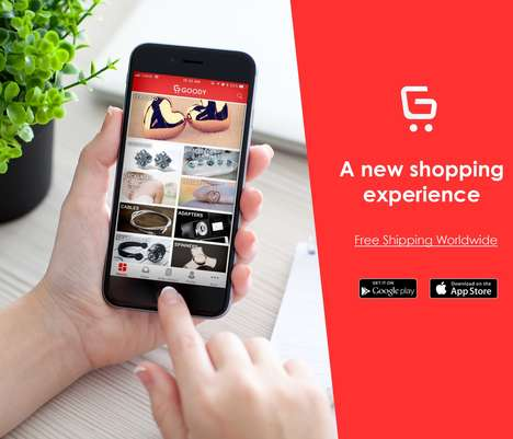 Global Low-Cost eCommerce Apps