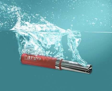 Nourishing Water-Proof Lipsticks