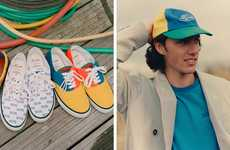 Summer-Ready Preppy Boat Shoes - Noah and Sperry Join Forces in Creating a Line of Shoes for SS18