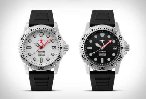 Durable Lifeguard Watches