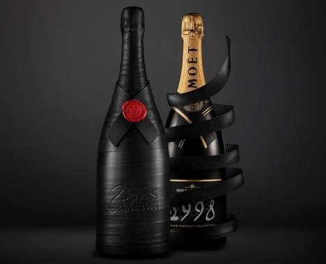 Trend maing image: Celebratory Charity Champagne