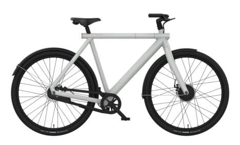 Theft-Proof Electric Bikes
