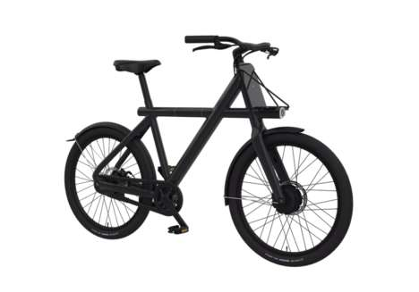 Unstealable Electric Bicycles