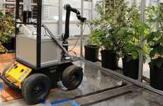 Mechanical Pollination Solutions - A Pollination Robot May be the Solution to a Bee-Less World