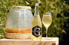 Shareable Mead Bottles - Gosnells Relaunched Its Session Mead in a Larger Bottle for Sharing