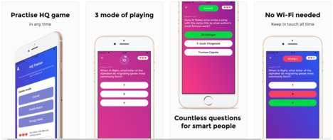 Trivia Training Apps